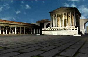Imperial fora official website rome italy for Secondi romani